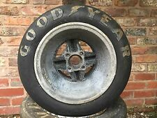 F2 Chevron Rear Wheel And Goodyear Tyre