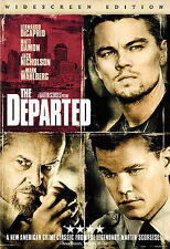 The Departed DVD, 2007