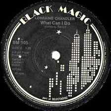 """LORRAINE CHANDLER -""""WHAT CAN I DO"""" NORTHERN SOUL - LISTEN"""