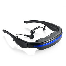 "52"" Virtual Display Google Video Glasses AV 4:3 Screen Built in 4GB Card"