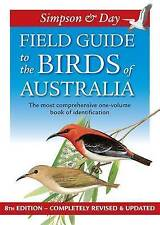 FIELD GUIDE TO THE BIRDS OF AUSTRALIA - Ken Simpson - NEW Paperback - FREE P & H