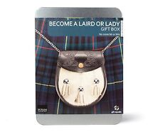 Gift Republic Become a Laird or Lady Gift Box New