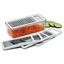 Prepworks from Progressive International HG-84 Grater Set 5 Piece New