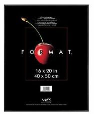 MCS Format Frame 16 by 20-Inch Black New