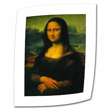 Art Wall Mona Lisa by Leonardo Da Vinci Rolled Canvas Art 18 by 24-Inch New