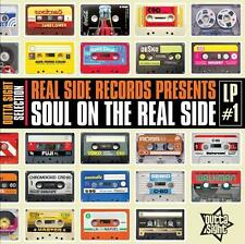 SOUL ON THE REAL SIDE Various Artists NEW MODERN SOUL LP VINYL (OUTTA SIGHT)