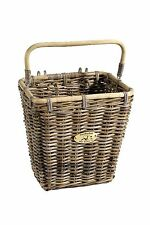 Nantucket Bike Basket Tuckernuck Collection Pannier Bicycle Basket with H... New