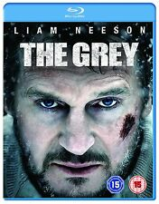 The Grey (Liam Neeson) **NEW & SEALED** BLU RAY