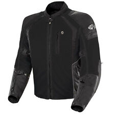 Joe Rocket Phoenix Ion Mesh Motorcycle Jacket Black Free Size Exchanges