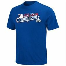 NWOT New York Giants Superbowl Champions XLVI T-shirt (M, L, XL, XXL) Jersey