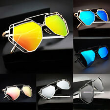 Lot Fashion Polarized Multilateral Hollow Sunglasses Outdoor Driving Eyewear LN