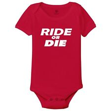 Ride Or Die Baby Onesies Youth T-shirt Kids Hoodie Sweatshirt