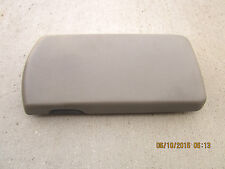 05 - 09 DODGE DURANGO LIMITED CENTER CONSOLE LID / ARM RESTER FACTORY OEM BROWN