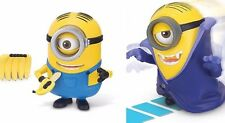 Despicable Me 2 Deluxe Action Figure Choice Of Dracula's Minion/Stuart & Banana