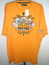 NWT Men's COOGI Shirt w/Awesome Designs/Embroidery Moustache/Western 2XL