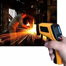 Non-Contact LCD IR Laser Infrared Digital Temperature Thermometer Gun Better LKP