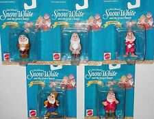 New FIGURINES Disney Snow White & seven Dwarfs Choose *Collect Cake Topper TOY