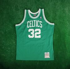 1987-88 Kevin Mchale Boston Celtics Mitchell & Ness Green Authentic Jersey Men's