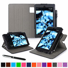 roocase Dual View Folio Case Smart Cover for Amazon Fire HD 6 Tablet (2014)