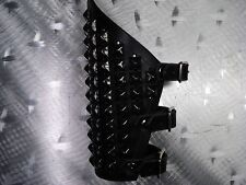 STUDDED OLD SCHOOL LEATHER GAUNTLET...DEATH METAL...(MDLG0102)....DECAPITATED