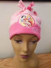 Toddler Girls Caps hats Girls Princess hats Clothes Tinkerbell Dora Hat & Mitten