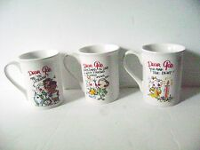 Dear God Mug Saying Kids  Holidays/ Christmas  Mugs