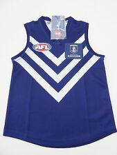 AFL FREMANTLE/FREO/DOCKERS KIDS FOOTY JUMPER/GUERNSEY  - BRAND NEW