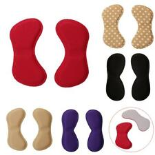 1 Pair Sponge Heel Grip Back Liner Shoe Insole Pad Foot Care Protector Cushion
