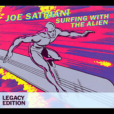 Surfing with the Alien [CD/DVD] by Joe Satriani (CD, Aug-2007,) New and Sealed