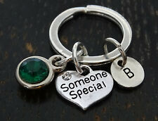 Someone Special Keychain, Someone Special Charm, Friendship Gift, PERSONALIZED
