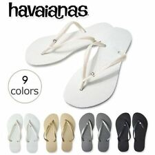 New Havaianas Slim Crystal Glamour Women's Flip Flops Variety of Color All sizes