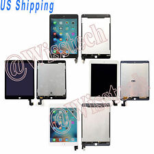 Replacement LCD Display Touch Screen Digitizer Assembly Fr Ipad Air 2  | Mini 4