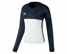 Adidas T16 Team Crew Sweater Navy White AJ5415 - Women's