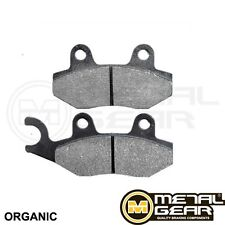 MetalGear Brake Pads Front L KYMCO Agility 125 RS 4T 2010 - 2015