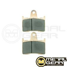MetalGear Brake Pads Rear with Shim HARLEY XL 1200 X Forty Eight 2014 - 2016