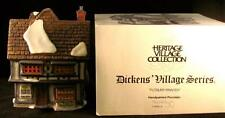 Dept 56- Dicken's Village Series - Tutbury Printer #55689