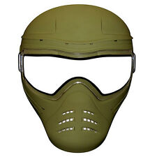 Save Phace Dope Series Paintball Mask - Olive Drab