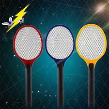Electric Practical Insect Bug Fly Mosquito Zapper Swatter Killer Racket HOT LC