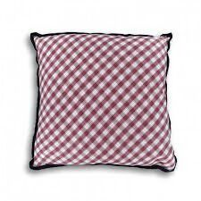 """Tommy Hilfiger Tartan or Sun Valley Cable knit 18"""" Square Throw Pillow BRAND NEW"""