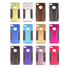New Ultra-thin Aluminum Steel Hard Protective Case Cover for Apple iPhone 4 4S