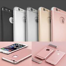 Luxury Ultra-thin Electroplate Hard Back Case Cover For Apple iPhone 6 6S 7 Plus