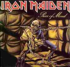 IRON MAIDEN PIECE OF MIND LP BRAZIL