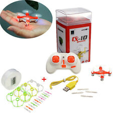 Control Toys Cheerson CX-10 CX10 Quadcopter 2.4G 4CH 6-Axis Remote RC Helicopter