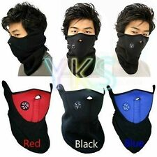 Neoprene Winter Neck Warm Face Mask Veil Sport Motorcycle Ski Bike Biker New OS