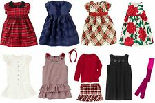 NWT Gymboree Christmas Holiday and Winter Dresses U-Pick