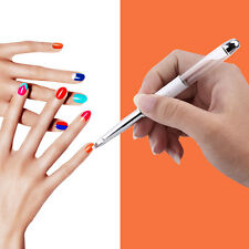 Nail Art Tips UV Gel Acrylic Painting Drawing Pen Polish Brush Pen DIY Deco Tool