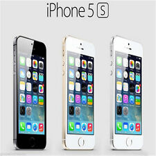 (Factory Unlocked) Apple iPhone 5S/4 - 8/16/32/GB  Smartphone -Good condition US