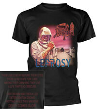 Death Leprosy Shirt S M L XL Death Metal Band T-Shirt Official Tshirt New