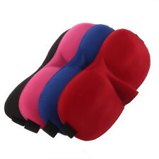 Outdoor Travel Sleep Aid Eye Mask Blindfold Cover Light Sponge Blindfold JL