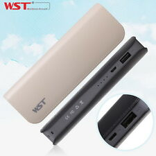 7800mAh 18650 Exteranl Portable Battery Charger Power Bank For Iphone Samsung